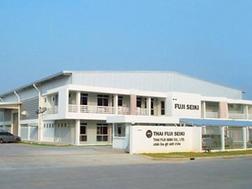 泰国不二精机(成形工厂 模具维护)