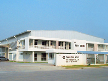 Thai Fuji Seiki Co., Ltd. (molding Factory, mold maintenance)