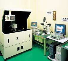 微細溝検査機