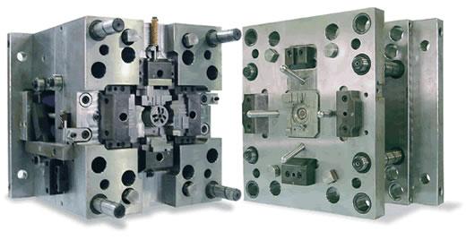 Precision molds