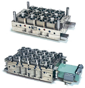 Case examples of mold manufacture | Fuji Seiki